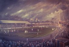 Halifax Town  20'' x 30'' approx poster print